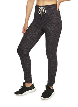 Soft Terry Knit Joggers - 3056054266586