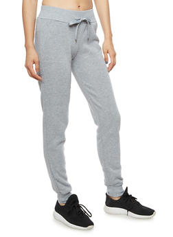 Solid Basic Joggers - 3056072290195
