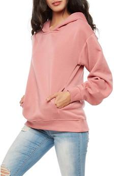 Long Sleeve Hooded Sweatshirt - 3056072299660