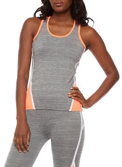 Athletic Racerback Tank Top - 3058038347777