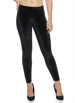 Velvet Leggings - 3066061636220