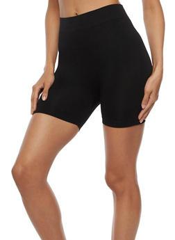 Basic Stretch Bike Shorts - 3068064873320