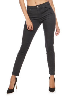 Almost Famous Colored Skinny Jeans - 3074015991516