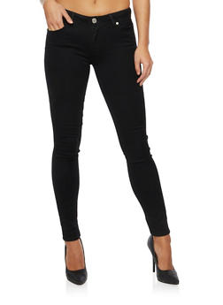 Stretch Skinny Pants - 3074015991612