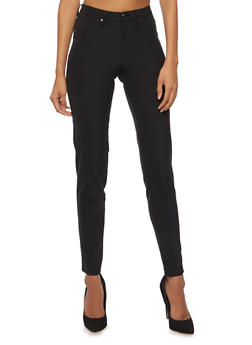 Stretch Skinny Pants - 3074056572217