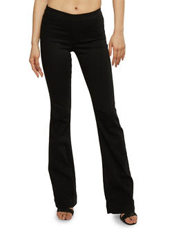 Cello Flared Stretch Jeans - 3074063153517