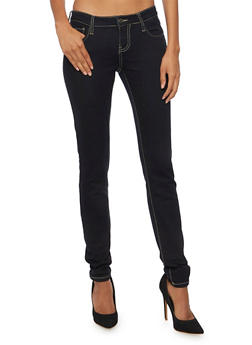 Cello Stretch Skinny Jeans - 3074063153815