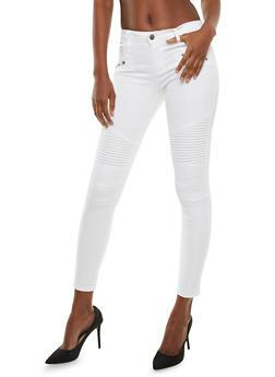 Cello Moto Skinny Jeans - 3074063155200