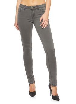 WAX Jeans Skinny Fit with Stretch - 3074071610009