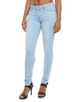 WAX Classic Skinny Jeans - 3074071610037