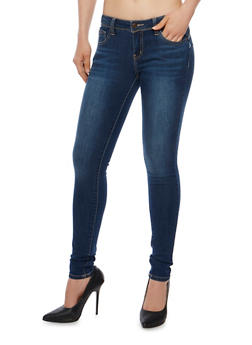 WAX Push Up Skinny Jeans - 3074071610093
