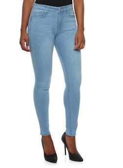 WAX Classic Skinny Jeans - 3074071612300
