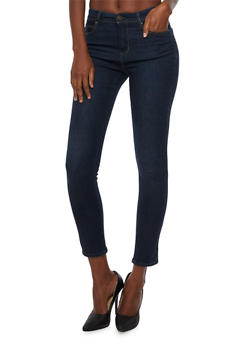 WAX Classic Skinny Jeans - DARK WASH - 3074071612300