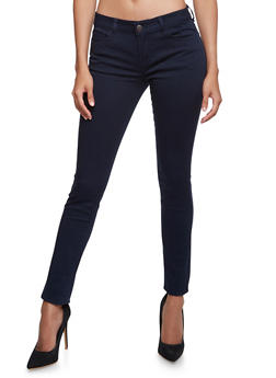 WAX Jean Five Pocket Skinny Pants - 3074071619010