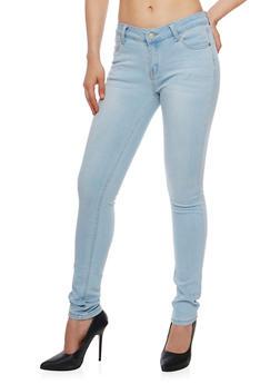 WAX Skinny Jeans - 3074071619037