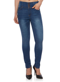WAX Push Up Skinny Jeans - 3074071619360