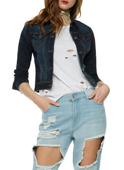 WAX Jean Jacket - DARK WASH - 3075071611009