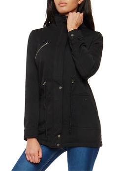 Fleece Anorak Jacket - 3086054267211