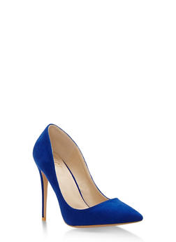 Pointed Toe High Heel Pump - 3111068267235