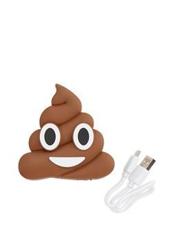 Poop Emoji Portable Charger - 3120071868012