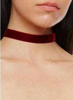 Set of 5 Assorted Chokers - 3123044099694