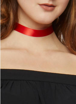 Ribbon Choker Trio - 3123062921059
