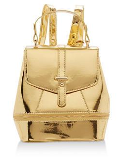 Small Zip Around Backpack - 3124040320499