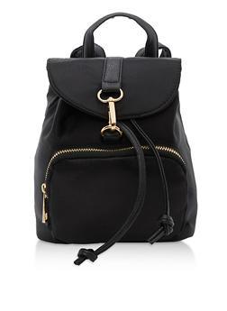 Small Nylon Backpack - 3124061595360