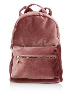 Velvet Backpack - 3124067440307
