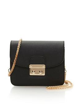 Chain Link Crossbody Bag - 3124067447000