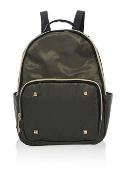 Small Nylon Backpack - 3124073405094