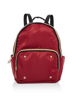 Small Nylon Backpack - 3124073405094