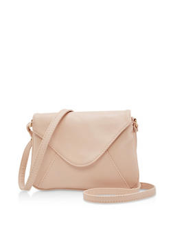Small Envelope Crossbody Bag - 3124073409088