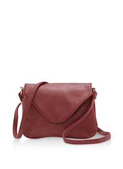 Small Envelope Crossbody Bag - 3124073409088