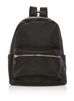 Small Nylon Backpack - 3124074132003