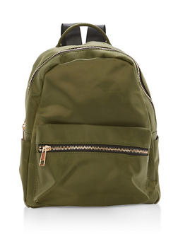 Small Nylon Backpack - 3124074132003