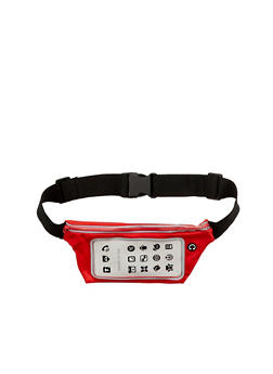 Cell Phone Waist Belt - 3126067447004