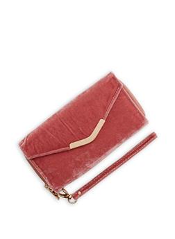 Velvet Envelope Wallet - 3126067447080