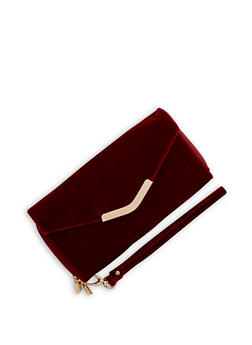 Velvet Envelope Wallet - 3126067447080