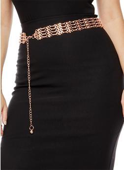 Chain Link Belt - 3128041652623