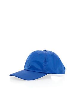 Satin Baseball Cap - 3129041651158