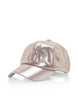 Shimmer Fabric Baseball Cap - 3129041655396