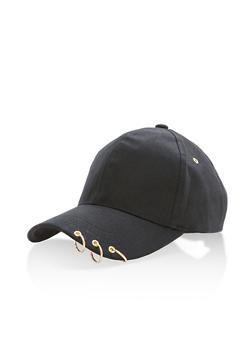 Ring Trio Baseball Hat - 3129067440127