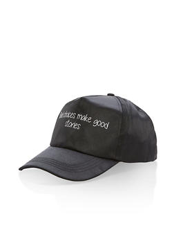 Bad Choices Make Good Stories Baseball Hat - 3129067440970