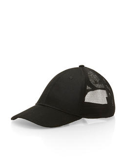 Athletic Mesh Baseball Cap - 3129067447045