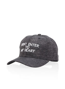 Dont Enter Trucker Hat - 3129067447084