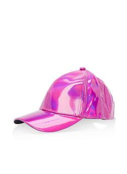 Holographic Baseball Hat - 3129067447105