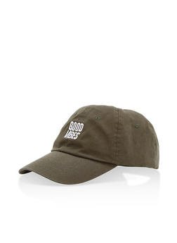 Good Vibes Baseball Hat - 3129073335009