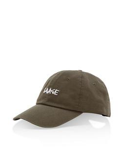 Savage Baseball Hat - 3129073335042