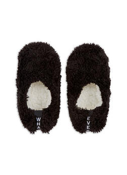 Furry Slipper Socks - 3130055324091